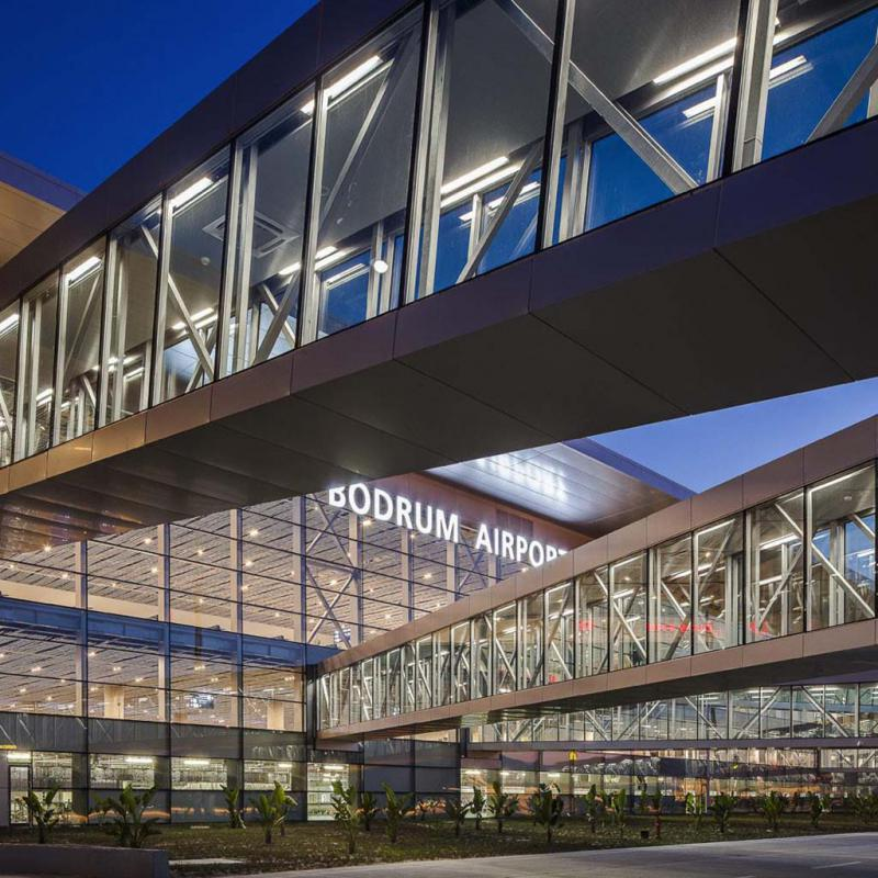 MILAS - BODRUM AIRPORT